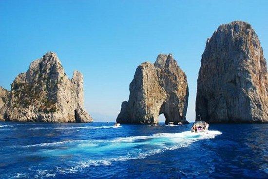 Dagtrip met Capri en Blue Grotto vanuit ...