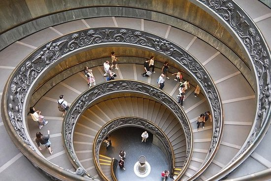 Fast-Track du Vatican et visite guidée...