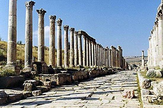 Excursión de un día a Jerash y Um Qais...