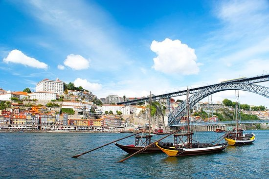Porto Full Day Trip - Private Tour from...