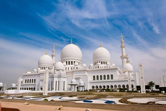 Abu Dhabi City Tour with Grand Mosque...