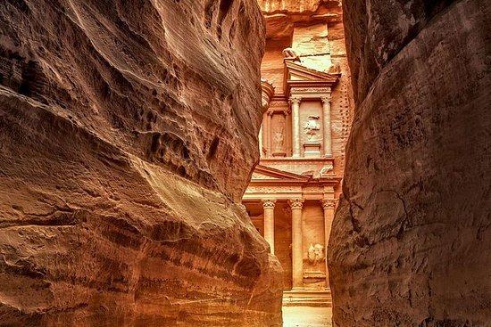 Petra: la maravilla del mundo en un día...