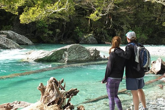 Full-Day Small-Group Routeburn Valley...