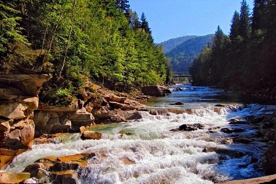 7-Days Western Ukraine and Carpathians Guided Tour from Kyiv by...