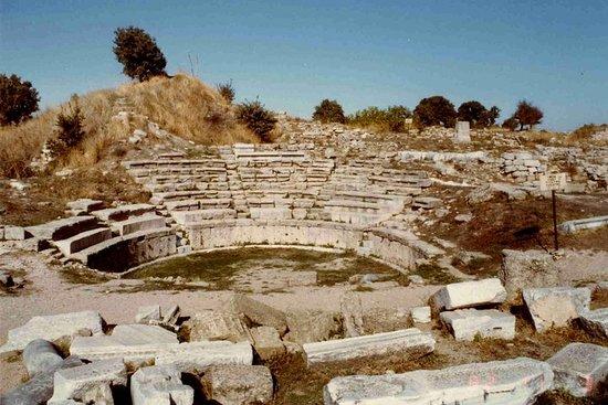 4-dagers tur til Troja, Pergamum, Efesos, Pamukkale og Afrodisias
