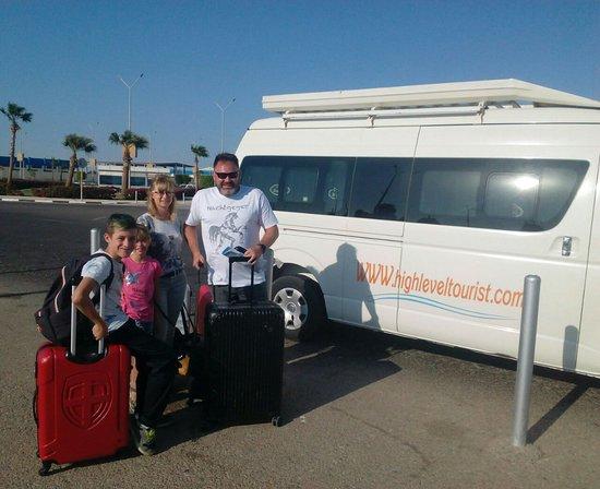 Egito: Welcome to Hurghada ✌️