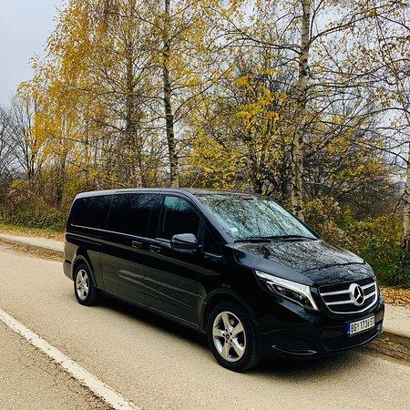 Majdanpek, Srbija: Business trips, vip van, professional driver