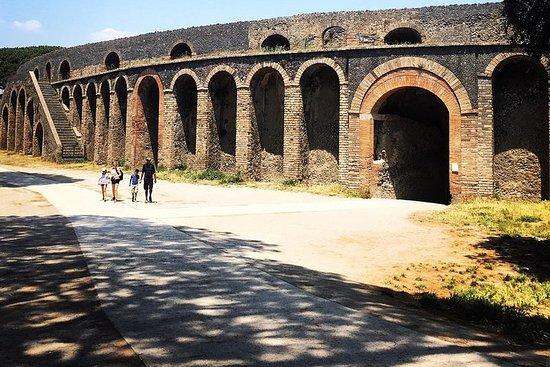 Pompeii, Herculaneum en wijn testen ...