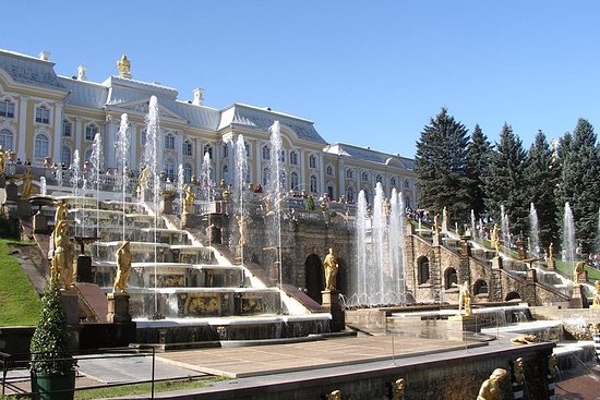 Sankt Petersburg: 2-tägiger...