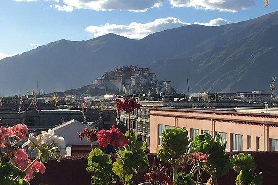 Tour privado por la ciudad de Lhasa...