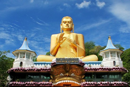 Excursion de 4nuits au Sri Lanka au...