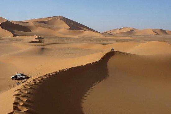 Lago Chad e le misteriose dune di Mao