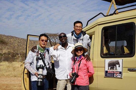 Safari fordon och professionell ...