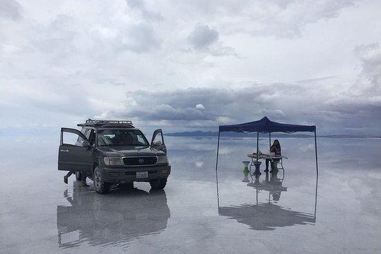 Luxury Uyuni Salt Flats Tour From Santa Cruz de la Sierra by Flight