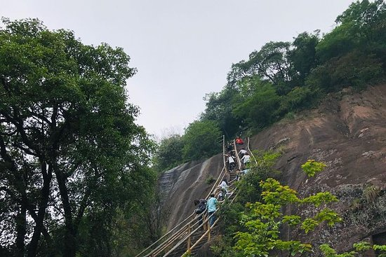 2-Day Danxia Mountain & Nanhua Temple Private Tour From Shenzhen By...