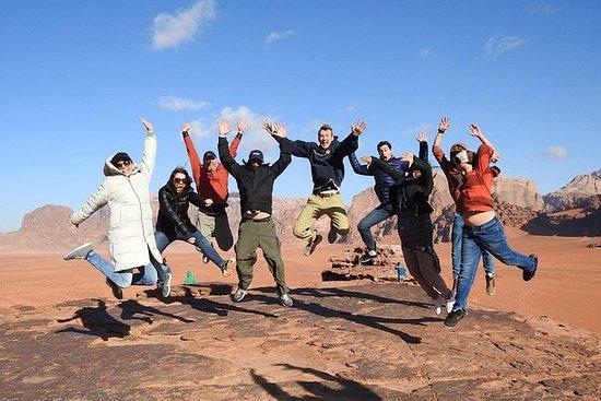 Excursión de 2 días: Petra, Wadi Rum...
