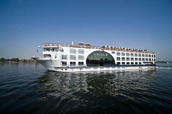 Semiramis ll Nile cruise 5 days 4 nights from Luxor to Aswan included...