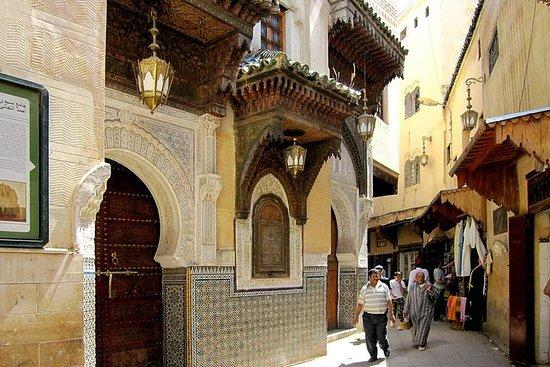 3-tägige geführte Wüstentour ab Fez...