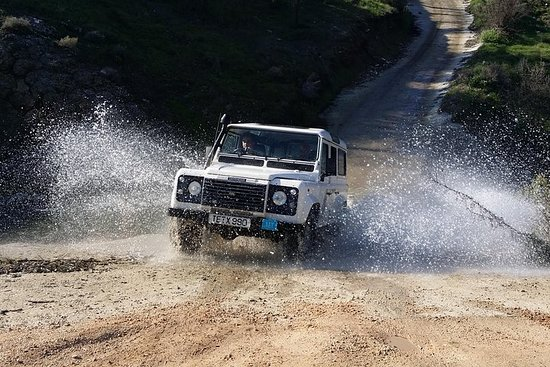 Troodos Jeep Safari fra Protaras...