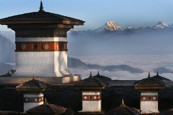 Scenisk Bhutan Guidet Multi-Day Tour...