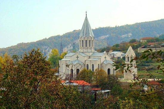 Arménie et Artsakh (Nagorno Karabagh) pour 2 jours, 1 nuit