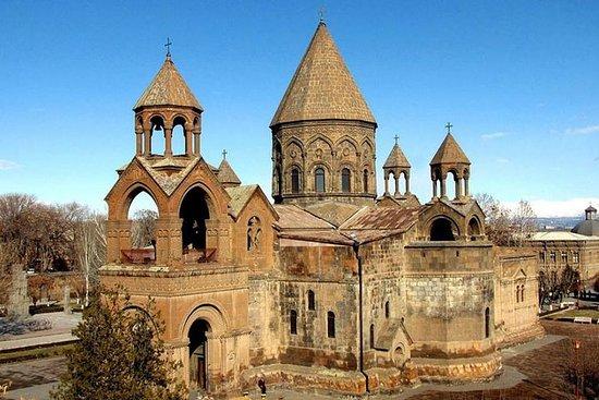 Visites guidées de 4 jours en Arménie: voyage N1