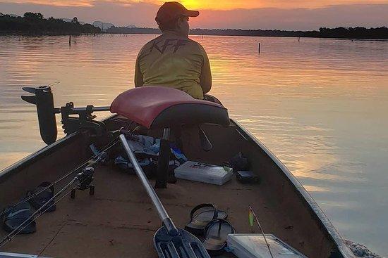 Marreco Pescador turismo e pesca