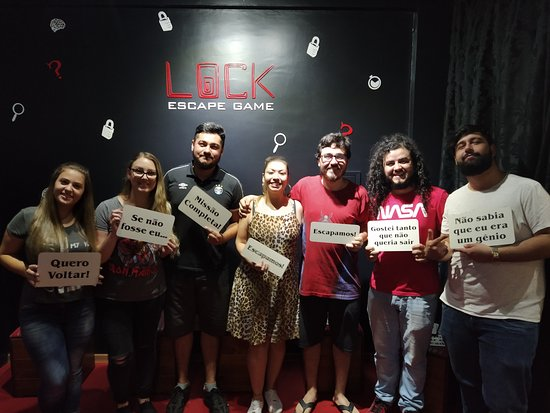 Lock Escape Game