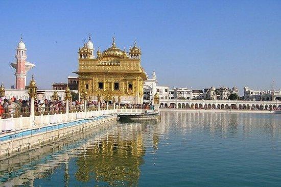 Chandigarh Amritsar Tour En voiture
