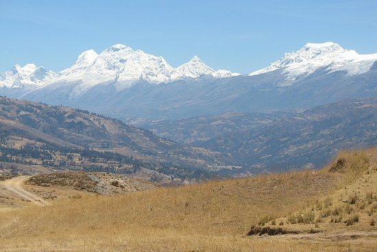 HUASCARAN NATIONAL PARK three day visits - Huaraz Peru