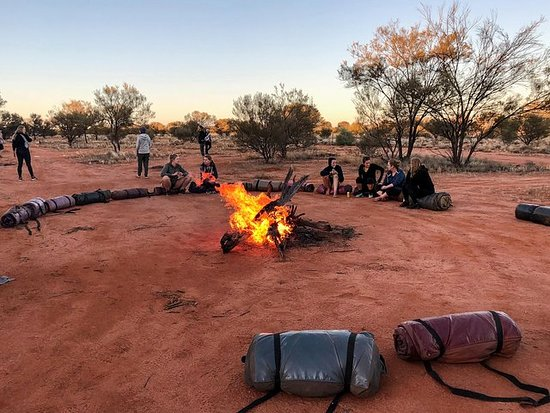 Excursion de 6 jours à Rock 2 Water Alice Springs ou Uluru à Adelaïde