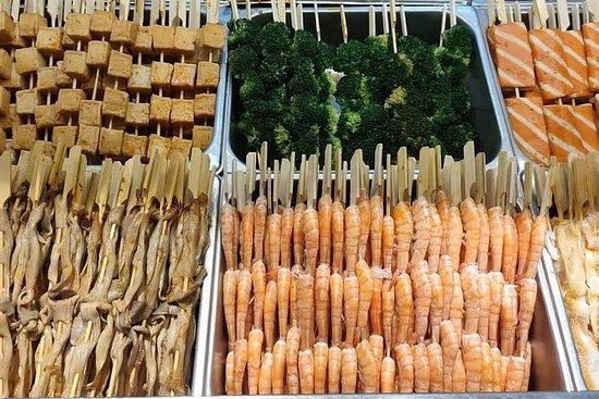 Recorrido a pie por Zhengzhou Foodie...