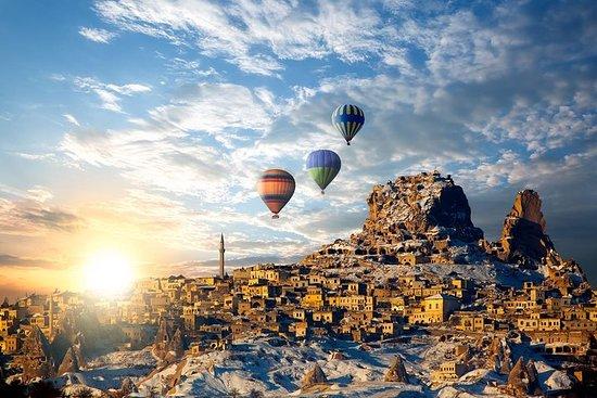 イスタンブールからの2日間のカッパドキアツアー