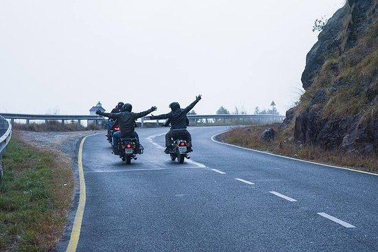 Demeure de Cloud Motorcycle Tour