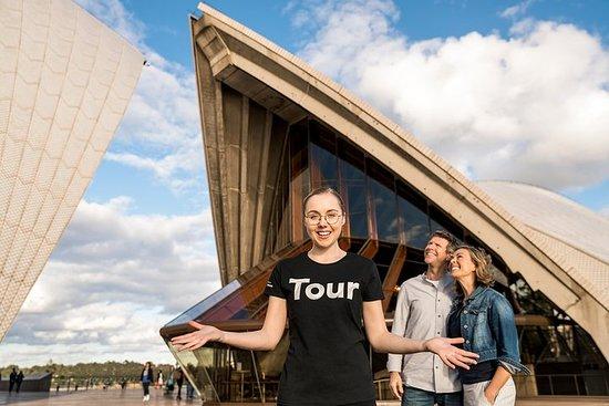 Omvisning i Sydneys operahus