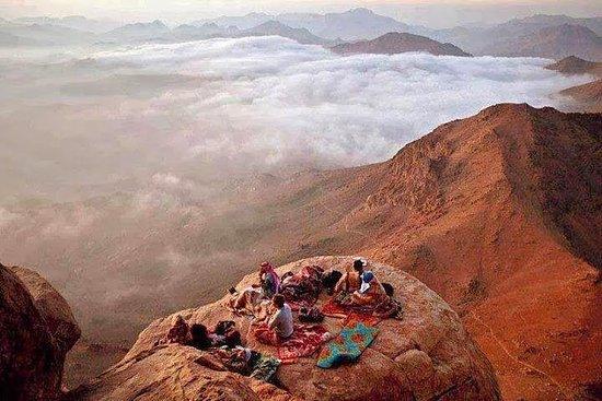 Tour du mont Sinaï et visite de...