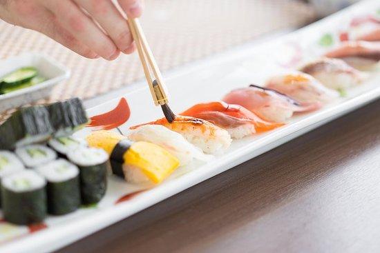 Sushi Workshop with Chef Suda
