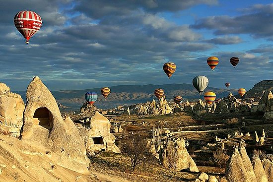 Cappadocia 2-Day Tour from Side