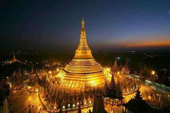 Yangon Bagan 4 Nächte 5 Tage