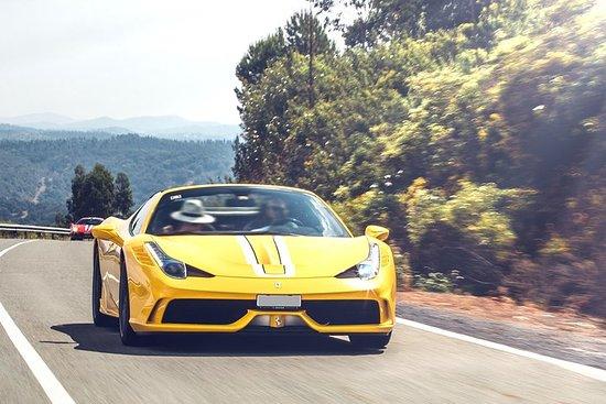 Vacances en voiture en Toscane 780 km - Circuit panoramique en...
