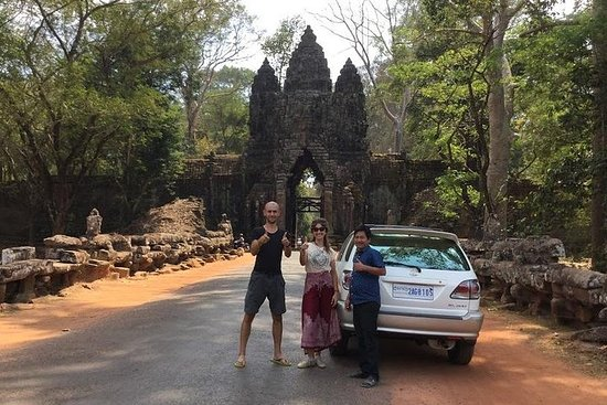 Private Tour Angkor Wat, 4 Day Tour...