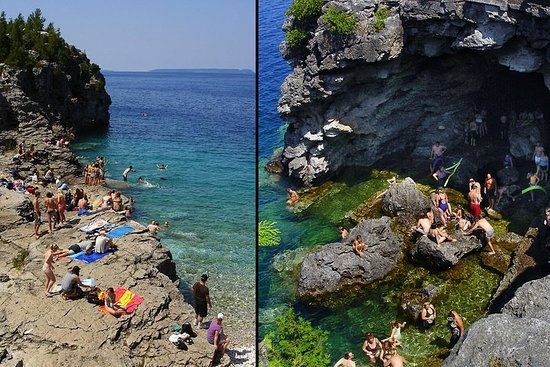Discover the Grotto - Bruce Peninsula National Park (Bus tour from...