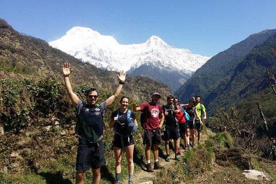 Ghorepani Poonhill Annapurna Base...