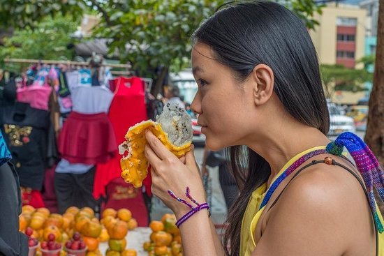 Medellin Street Food Tour