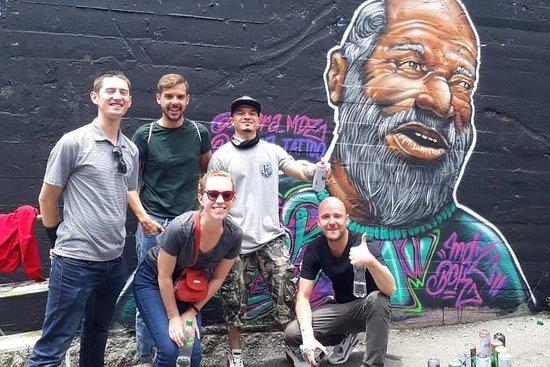 Comuna 13 Graffiti-Tour