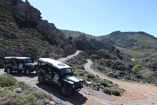 Georgioupolis Safari Off Road Tours Outdoor Activities Land Rover...