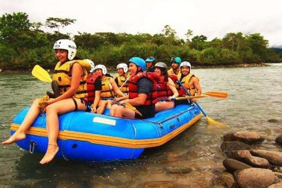 LIVE ECUADOR: Extreme full Adventure in Napo (Rafting and Rapel) 2...