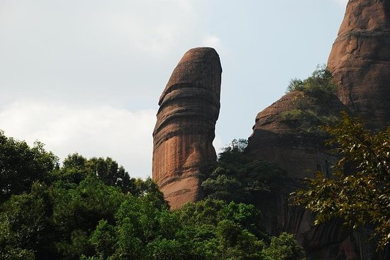 2-Day Private Danxia Mountain and Nanhua Monastery Tour From...