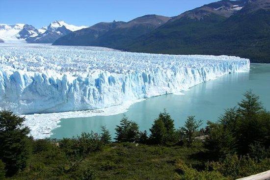 布宜諾斯艾利斯(Buenos Aires)與佩里托莫雷諾冰川(Perito...