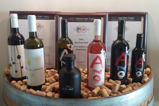 Olivenöl- und Weinverkostung - Jeep-Safari-Tour